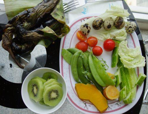 Thailand, Chiang Mai Breakfasts         ארוחות הבוקר בציאנג מאי, תאילנד