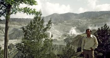 מכרות הנחושת, שהם מקור שם האי