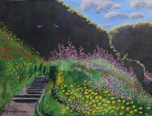 Early morning sun portraits Nahal Ayun hills river, Israel. 21 June. .שמש בוקר אביבי משרטט הרים ומשעול בנחל עיון, ישראל